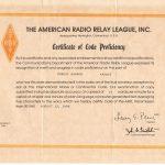 Certificate of Code Proficiency