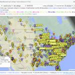PSK Reporter Map