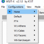 WSJT Configs