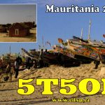 5T5OK QSL Card