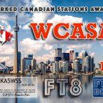 WCASA award