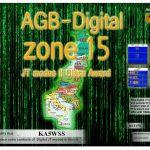 AGB Zone 15 Award